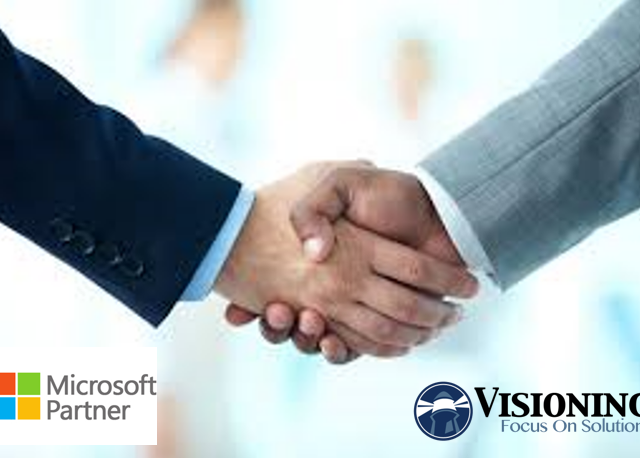 Partnership con Microsoft
